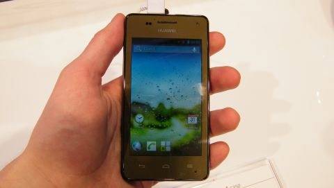 Huawei Ascend G350 review