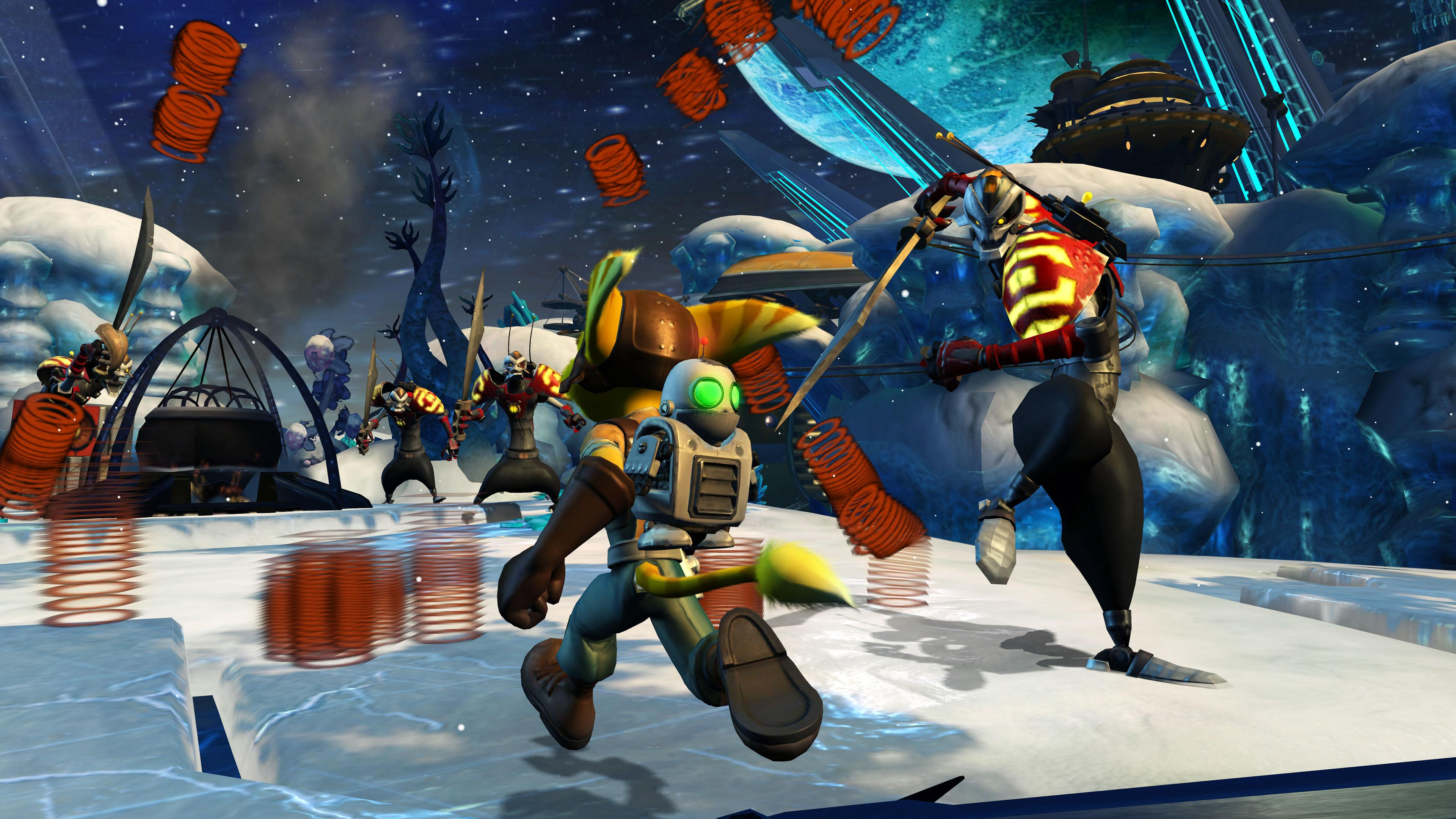 5 Things You Ll Hate About Ratchet Clank Future Gamesradar