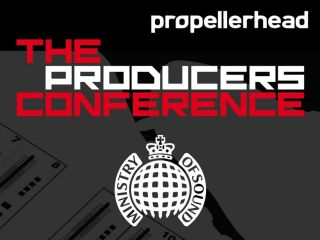 Stay tuned for more video coverage from the 2010 Propellerhead Producers Conference