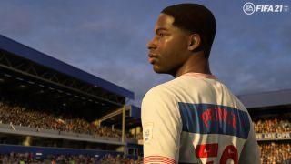FIFA 21 player Kiyan Prince
