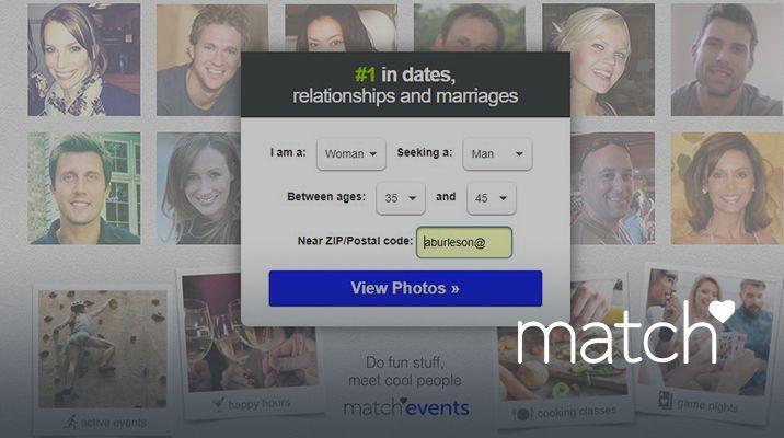 Dating-Website für über 45-er