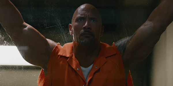 Fate of the Furious Hobbs in prison