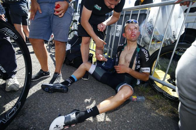 Rafa Majka recovers