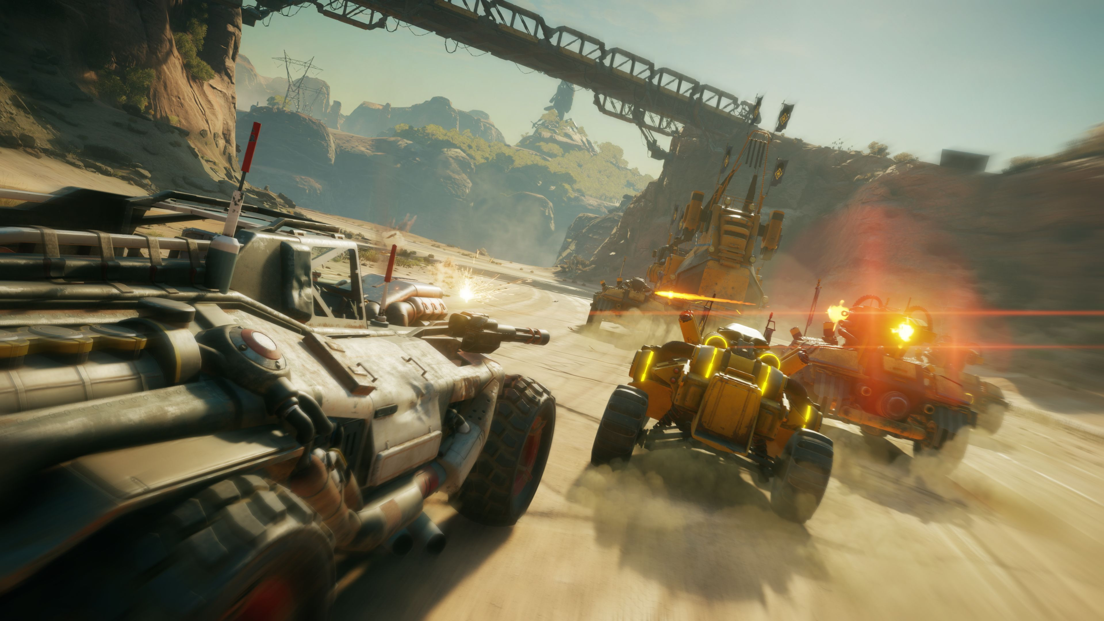Rage 2 vehicle locations: a list of every car in the game