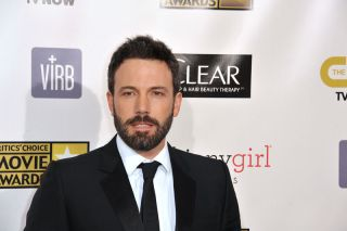 Ben Affleck at the Critics' Choice Movie Awards in 2013.