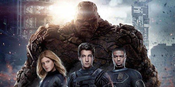 Fantastic four 2015 reboot