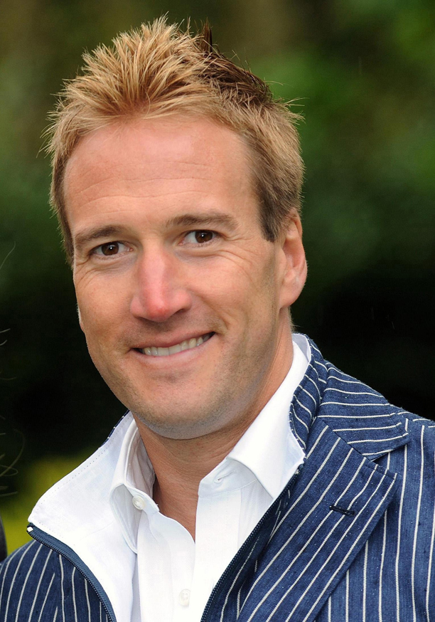 Ben Fogle: 'I like the quirky countryside'