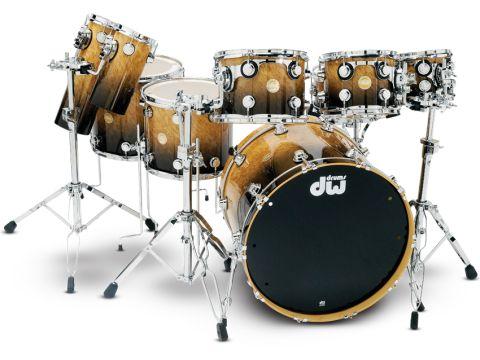 DW SSC Drum Kit Review