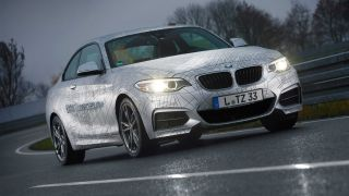 Driverless BMW