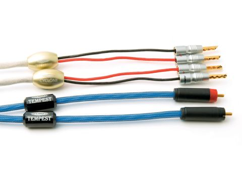 Dynamique Audio Tempest and Cyclone cables