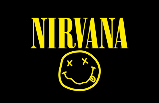 Band logo designs - Nirvana