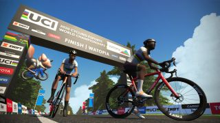 Zwift will host the UCI esports world championships