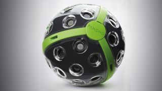 Panomo throwable camera