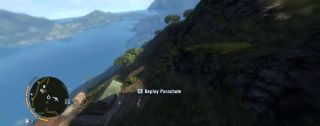 Far Cry 3 wingsuit basejump