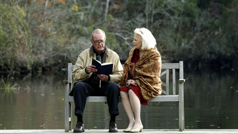 The Notebook scene Noah and Ally older