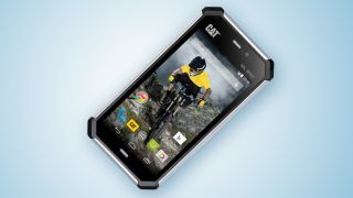 Cat S50 Android phone is rugged and ready for a pounding
