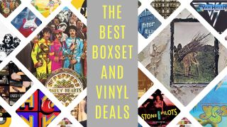 Best boxsets and vinyl