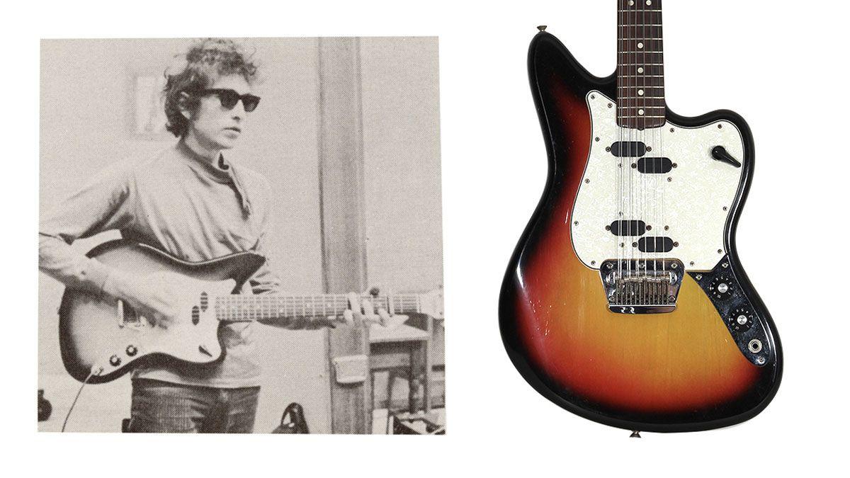 Is Bob Dylan's Fender XII the next million-dollar guitar?