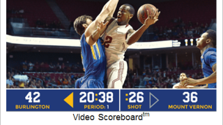 Video Scoreboard Announces Latest Multi-Sport Software Release