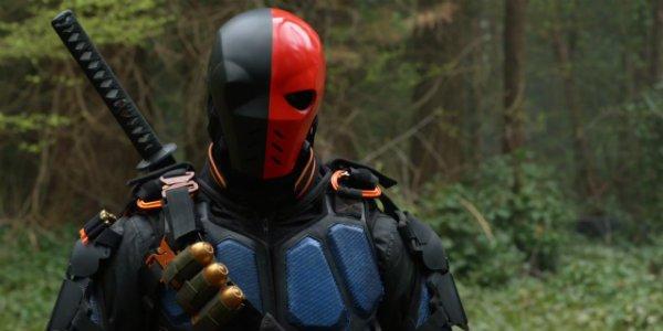 Deathstroke Arrow Slade Wilson Manu Bennett