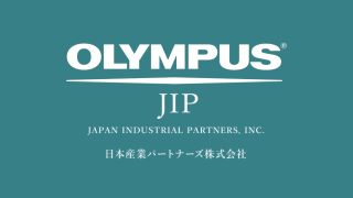 """The Olympus brand will be maintained for the time being"" says JIP"