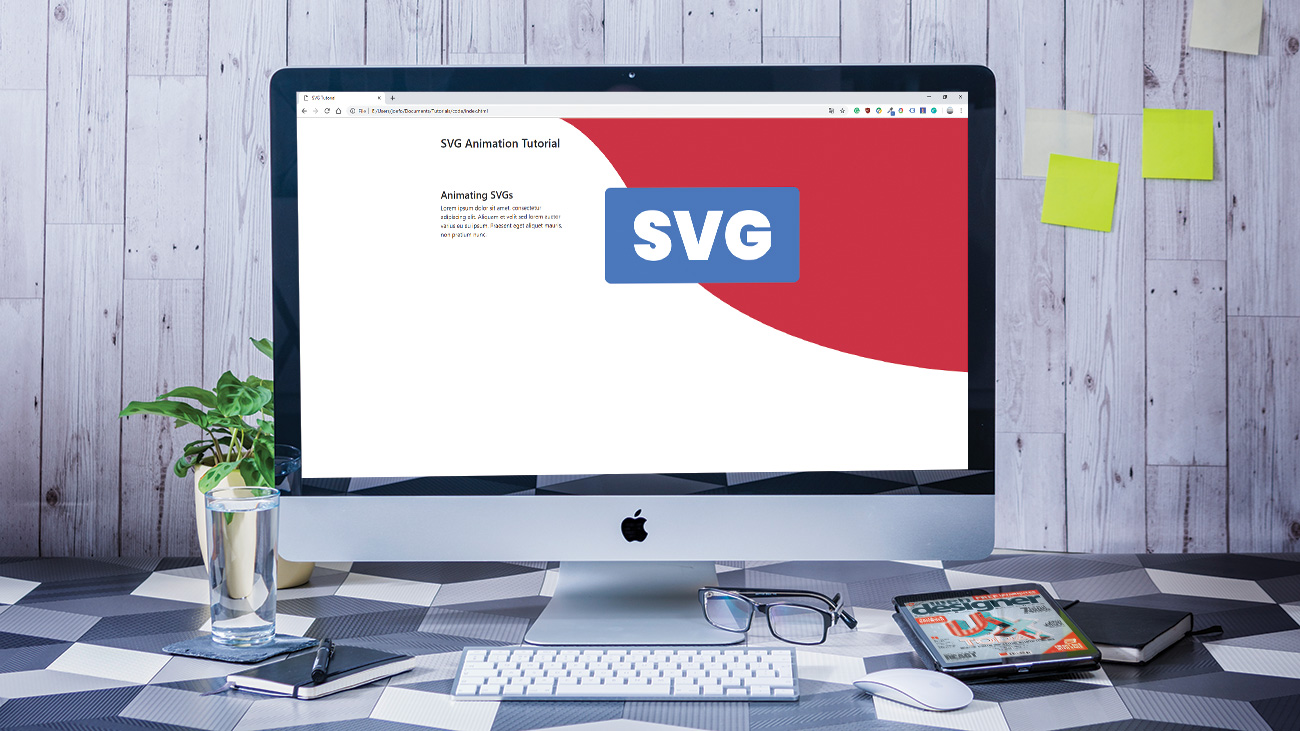 How to add animation to SVG with CSS | Creative Bloq