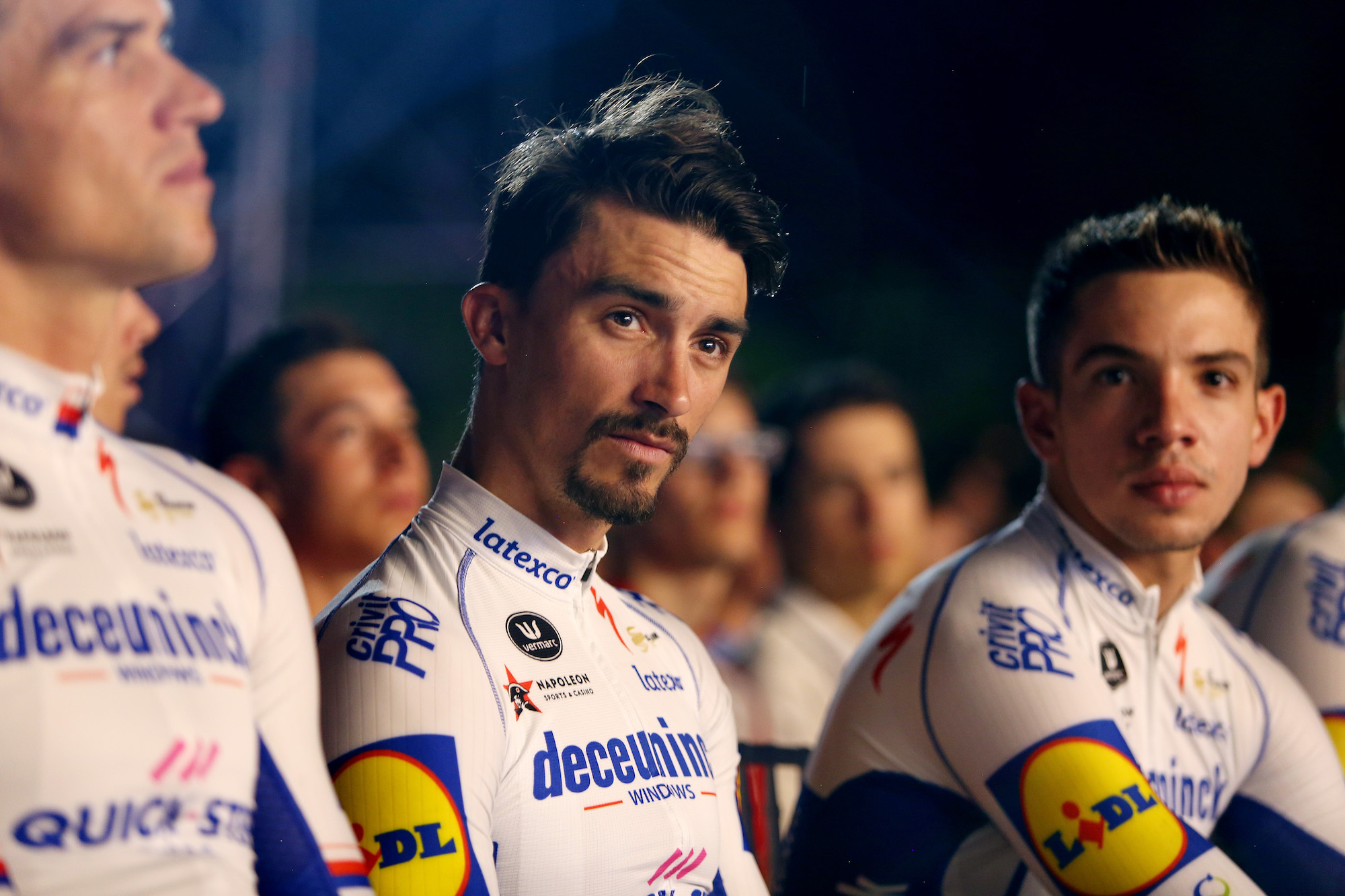 'Better than last year? Impossible': Julian Alaphilippe, a rider with the world at his feet