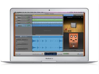 GarageBand 11 ships with every new Mac
