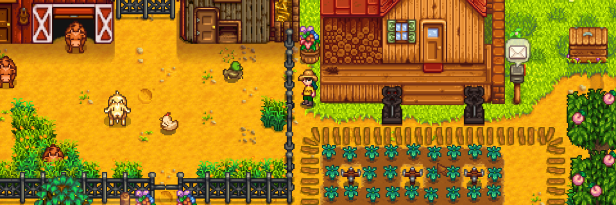 This Stardew Valley Planning Tool Is Exactly What Your Farm Needs Pc Gamer