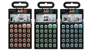 The Pocket Operators: like calculators, but more fun.