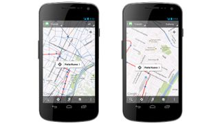 Google Maps for Android gets public transport filtering