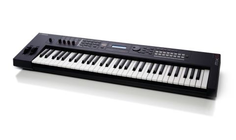 At just 4.8kg's (10lbs), the MX61 us one of the most portable 61-note boards around