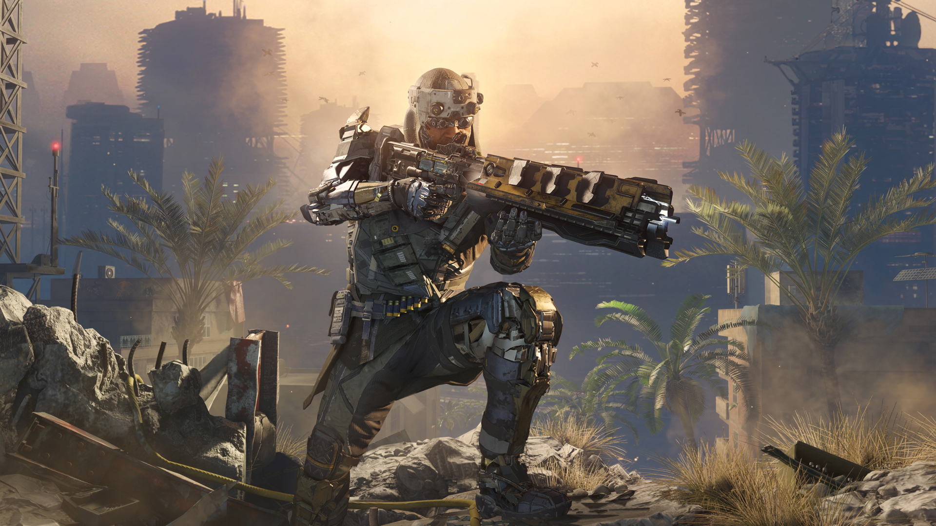 Call of Duty Black Ops 3 collectibles guide
