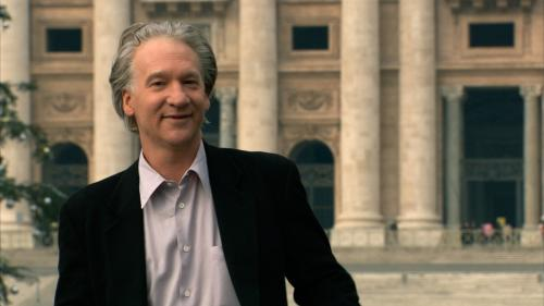 Religulous - Comedian Bill Maher's satirical documentary takes pot shots at religion