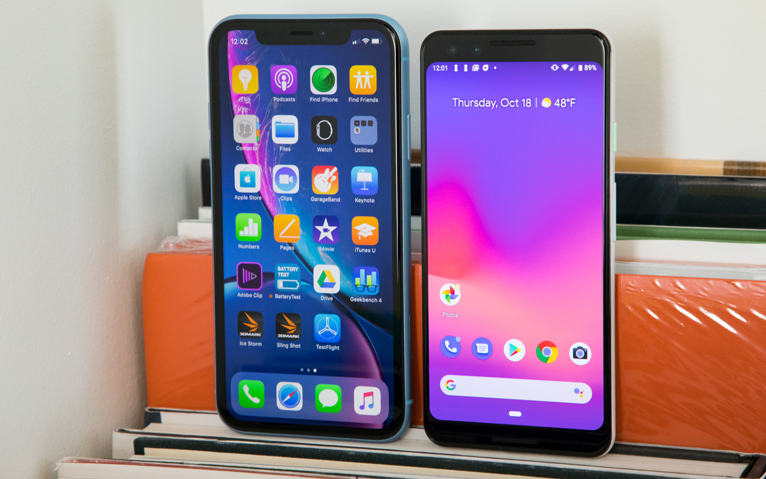 Pixel 3 vs  iPhone XR: Battle of the Affordable Flagships
