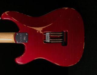 John Mayer's PRS Silver Sky gets relic'd in Horizon red | MusicRadar