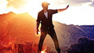 Pyro wristband shoots fireballs