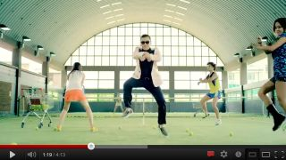 Gangnam Style now the most popular YouTube video ever