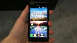 LG D1L could rival the Samsung Galaxy S3