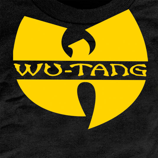 35 beautiful band logo designs - Wu Tang Clan