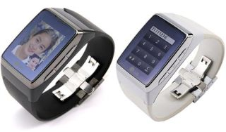Which category is this watch phone or pricey touch gizmo