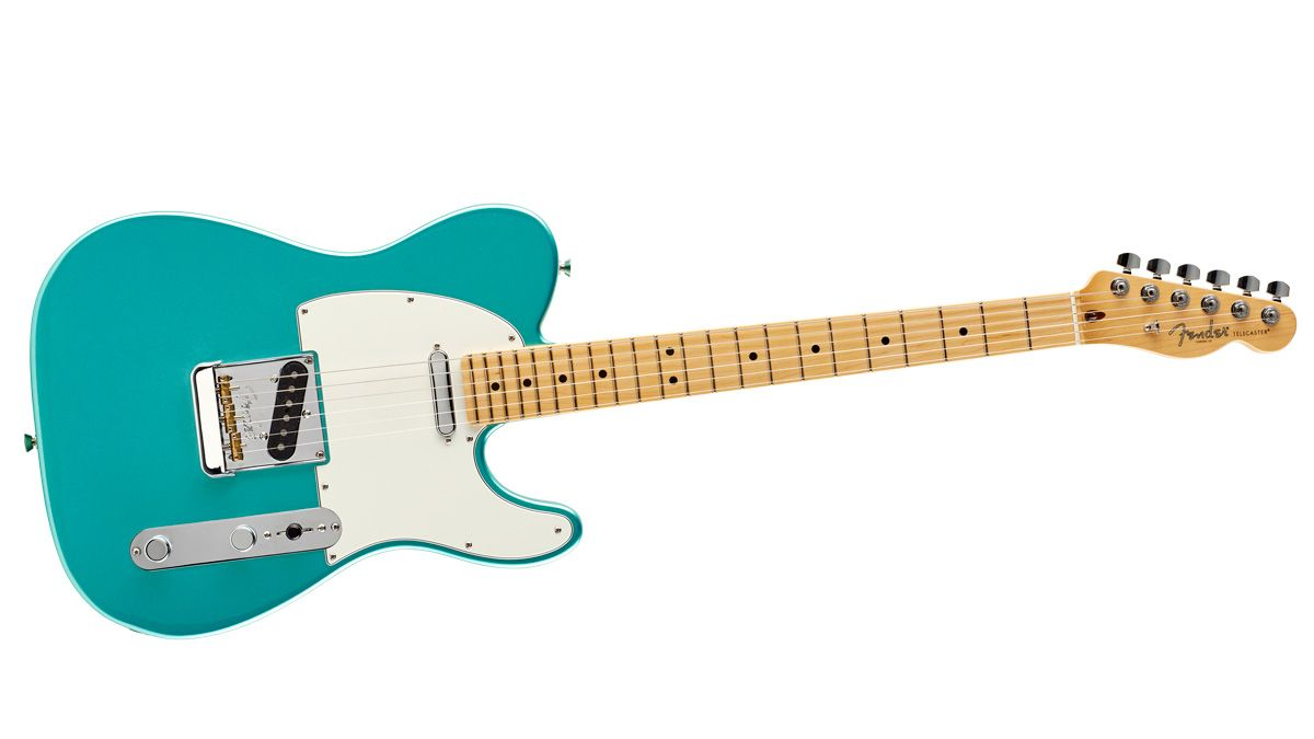 Fender American Professional Telecaster Review Musicradar
