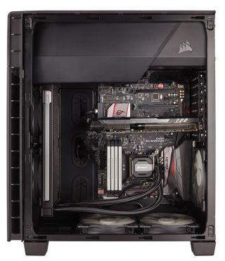 Corsair unveils Carbide 600Q and 600C, its first inverted-ATX cases