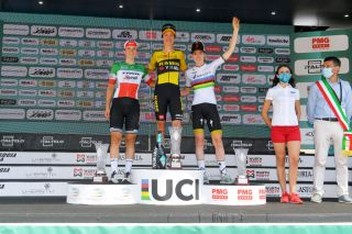 Marianne Vos wins stage 7 at the Giro d'Italia Donne