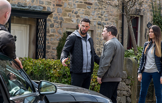 Emmerdale spoilers! Debbie pays the price when Ross's car is stolen