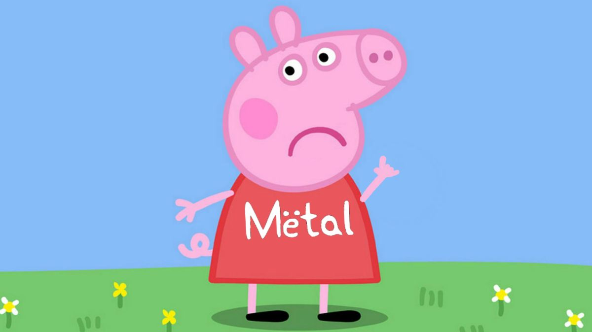 Peppa Pig Listens To Death Metal And Here S Proof Louder