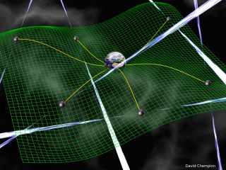 Network of Pulsars