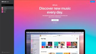 You can now use Apple Music on the web | TechRadar