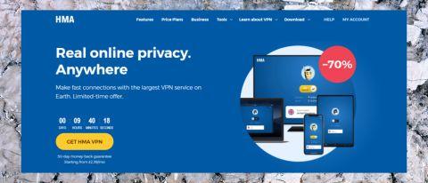 HideMyAss! (HMA) VPN review | TechRadar