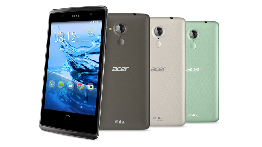 acaf8e96eac Acer Liquid Z500 is a low-cost 5-inch smartphone